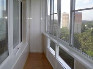 Установка окна 2